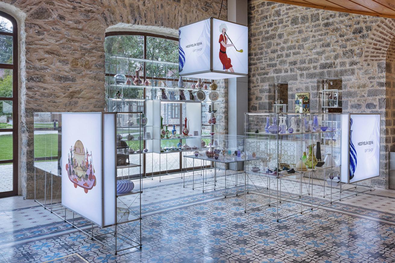 Eröffnung Kristall- und Glasmuseum Istanbul-Beykoz