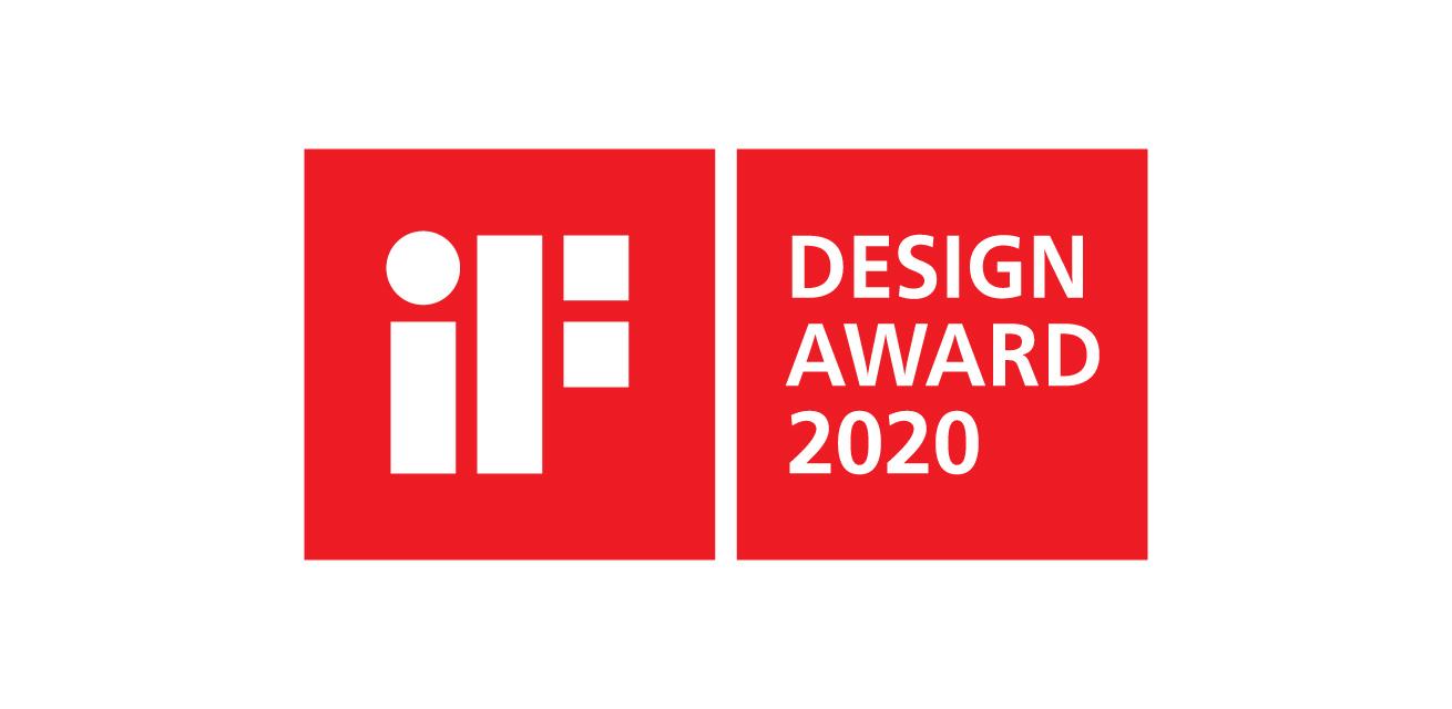 Der iF DESIGN AWARD 2020 ist entschieden!