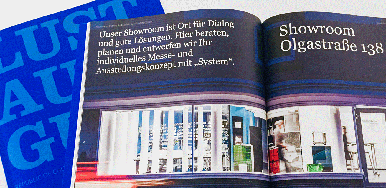 """Stuttgart: Magazin """"LUST AUF GUT"""""""