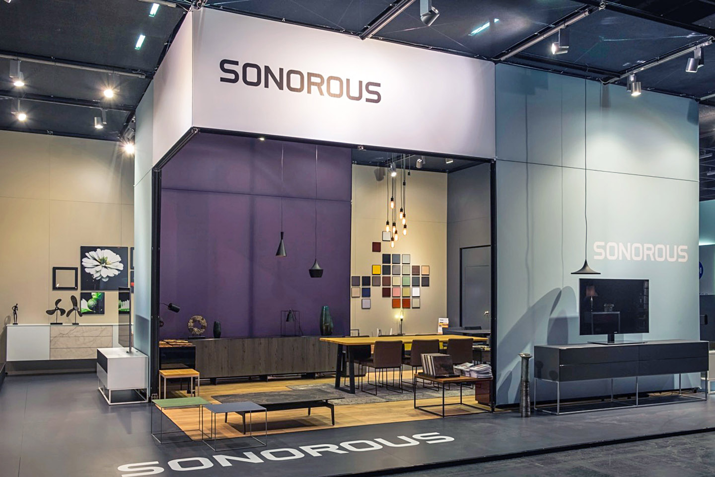 pila fabric at imm cologne